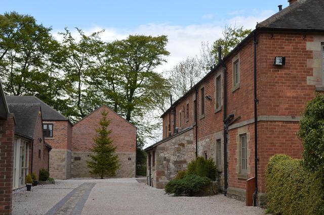 External shot of the 'Street'